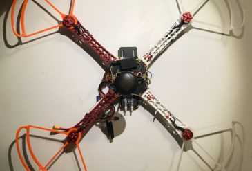 Quadcopter Test Platform